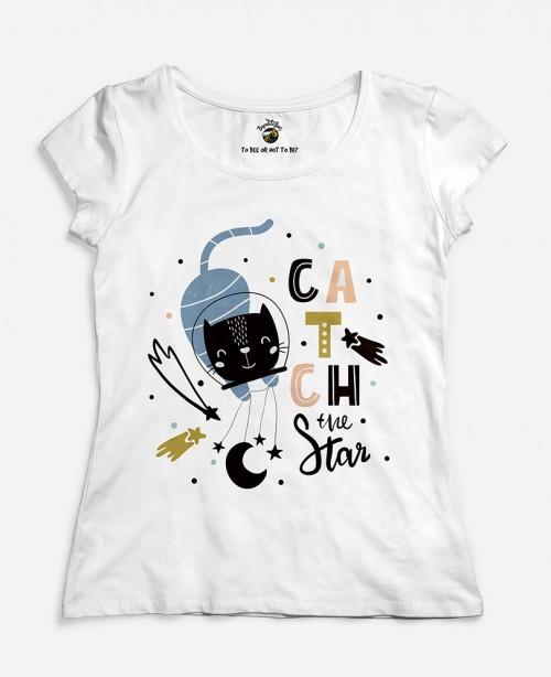 T-Shirt Cath the Star