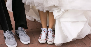 Would you marry me, with my Converse shoes?